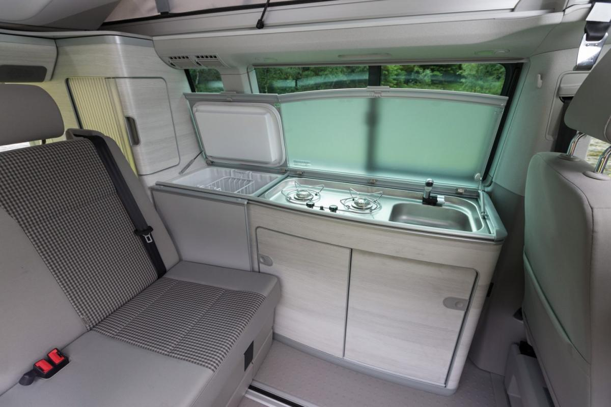 VW Campervan Hire Yorkshire