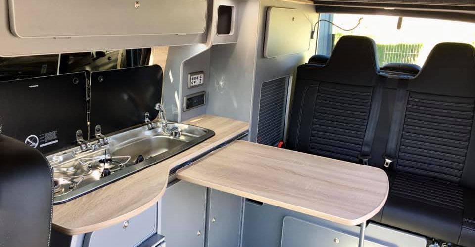 NEW !!! VW Transporter Campervan 2021