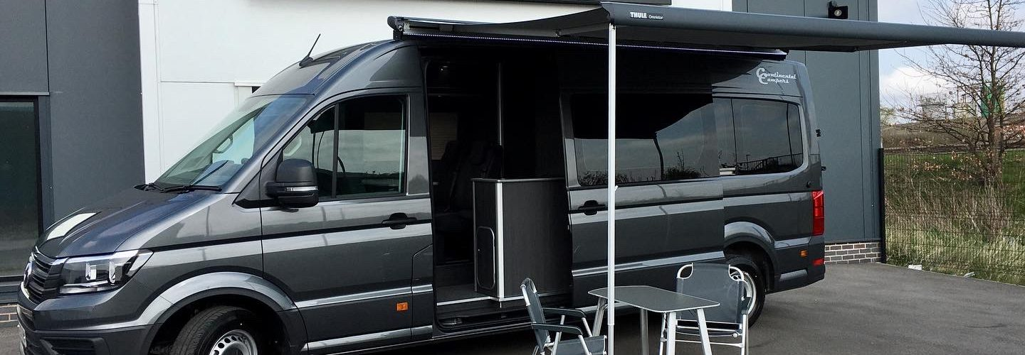 VW Crafter Motorhome – 2021